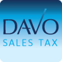 DAVO Sales Tax